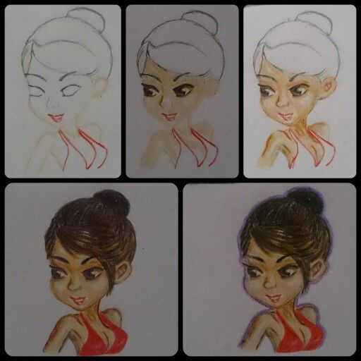 #coloredpencils #drawing #art #character #illustration