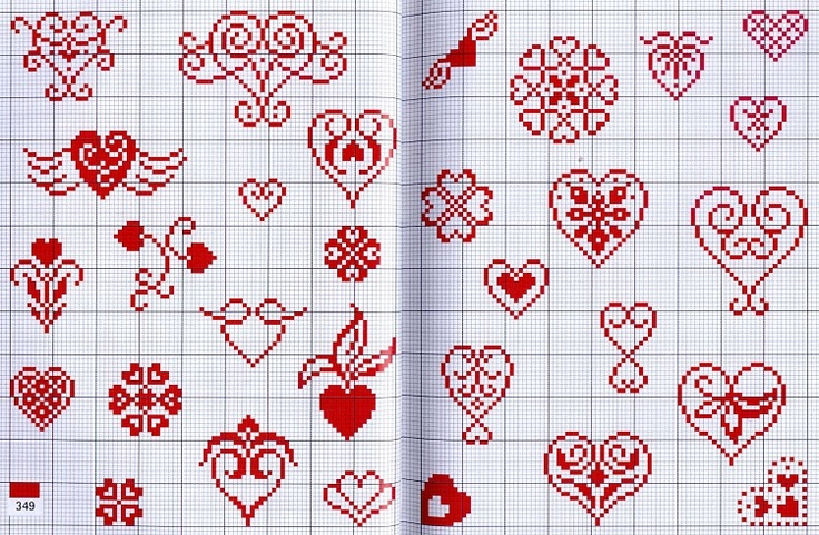 Some lovely hearts