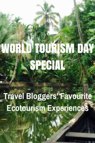 To mark the United Nations World Tourism Day which is celebrated annually on the 27th September I decided to ask six other travel bloggers to share their favourite ecotourism experience. Here's what they had to tell me. Tara Lets Anywhere…