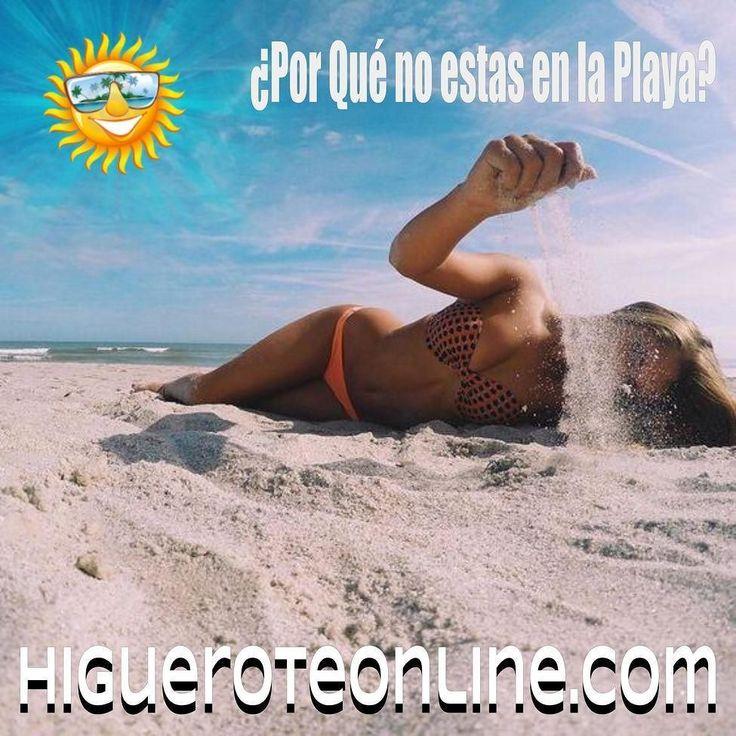 Por qué no estas en la playa ? #playa #playas #playasdevenezuela #mar #oceano #muelle #higuerote #relax #descanso #diversion #sol #arena #lancha #yate #barco #findesemana #brisa higueroteonline.com higueroteonline@gmail.com
