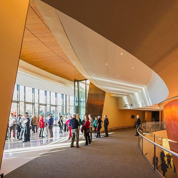 Bing Concert Hall Tour