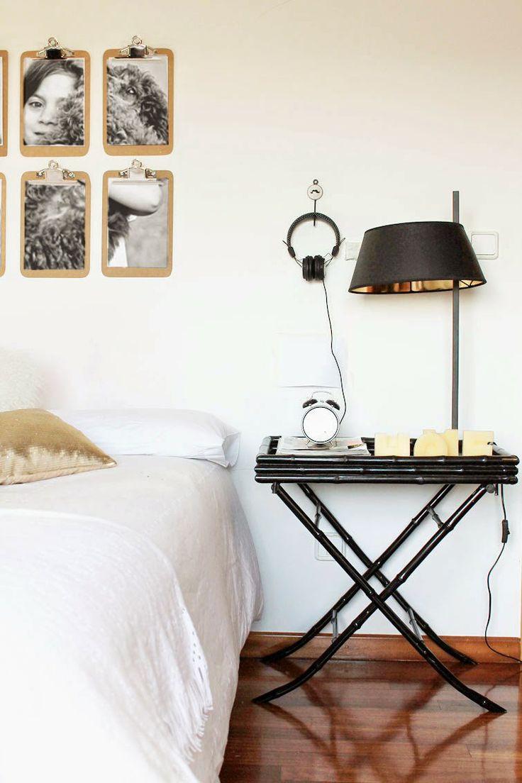 petitecandela: BLOG DE DECORACIÓN, DIY, DISEÑO Y MUCHAS VELAS: 3 ideas #lowcost para una pared con clipboards!