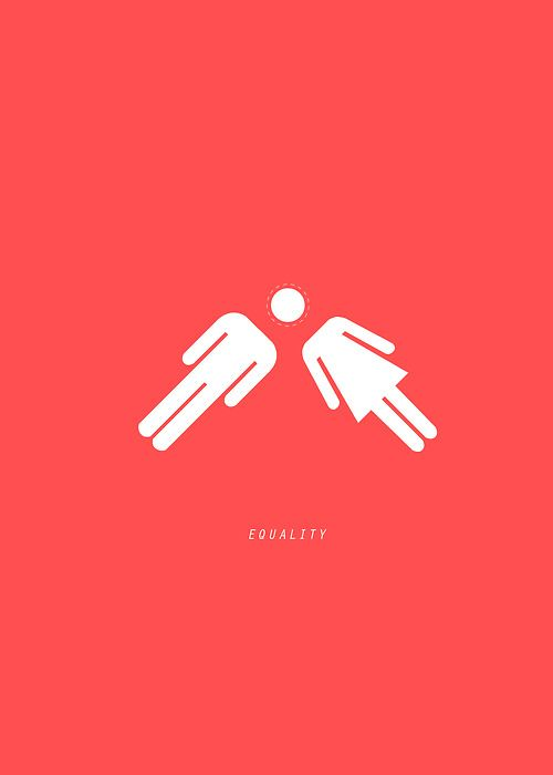 """""""Equality"""" (Typography)"""