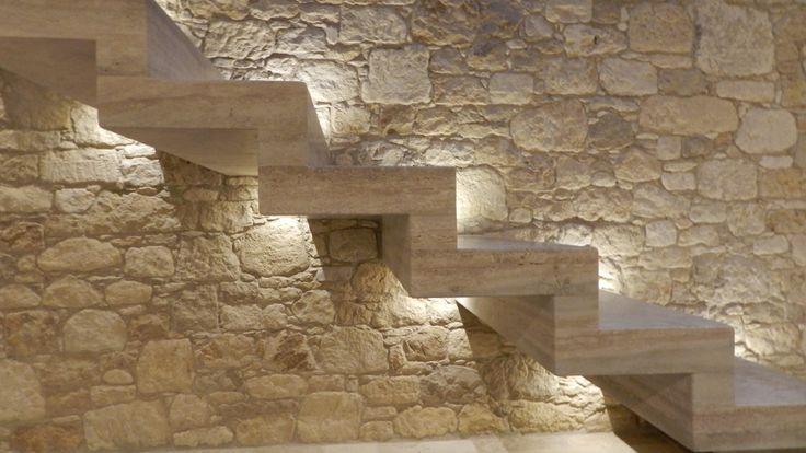 LIR scale - Design - Realizzazioni in marmo e pietra