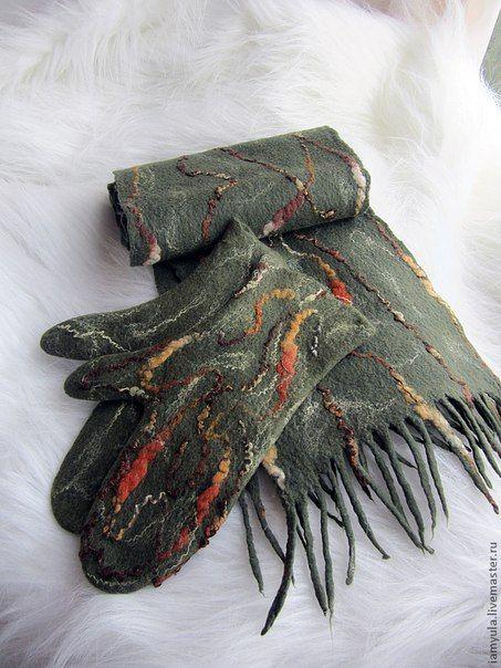 перчатки, варежки, митенки | 223 фотографии