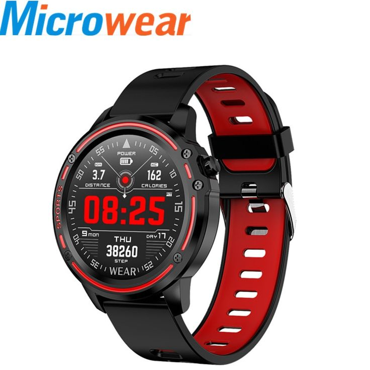 Smart Watch L8 Reloj Inteligente Hombre Smartwatch Ip68