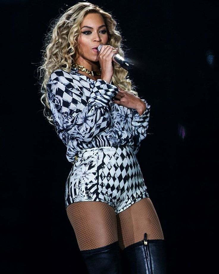 Beyonce Mrs Carter Show World Tour 2014
