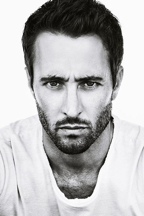 Alex O'Loughlin @Sarah Chintomby Jaspersen is this NOT a combined image of both our tastes in men??