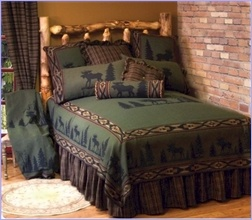 'Moose 1' Bedding Collection