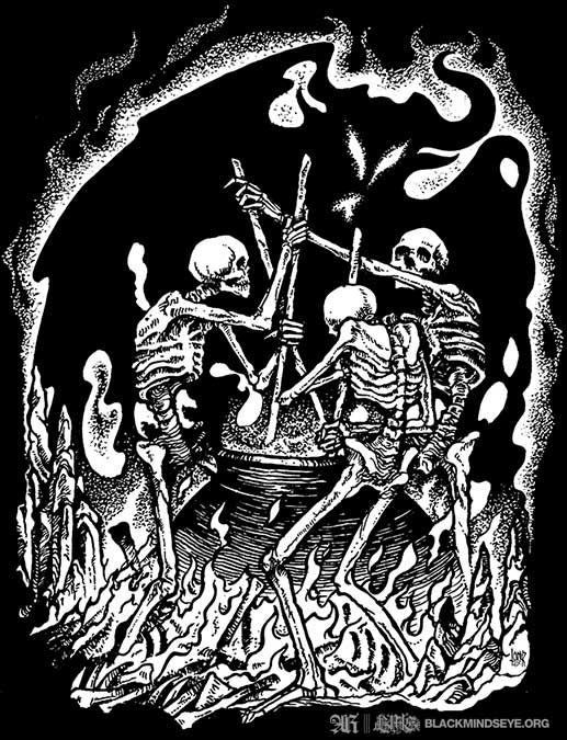 ANTHONY ROBERTS Nidrosian Black Mass IV Ritual Cloth 2012 Urfaust (Netherlands)
