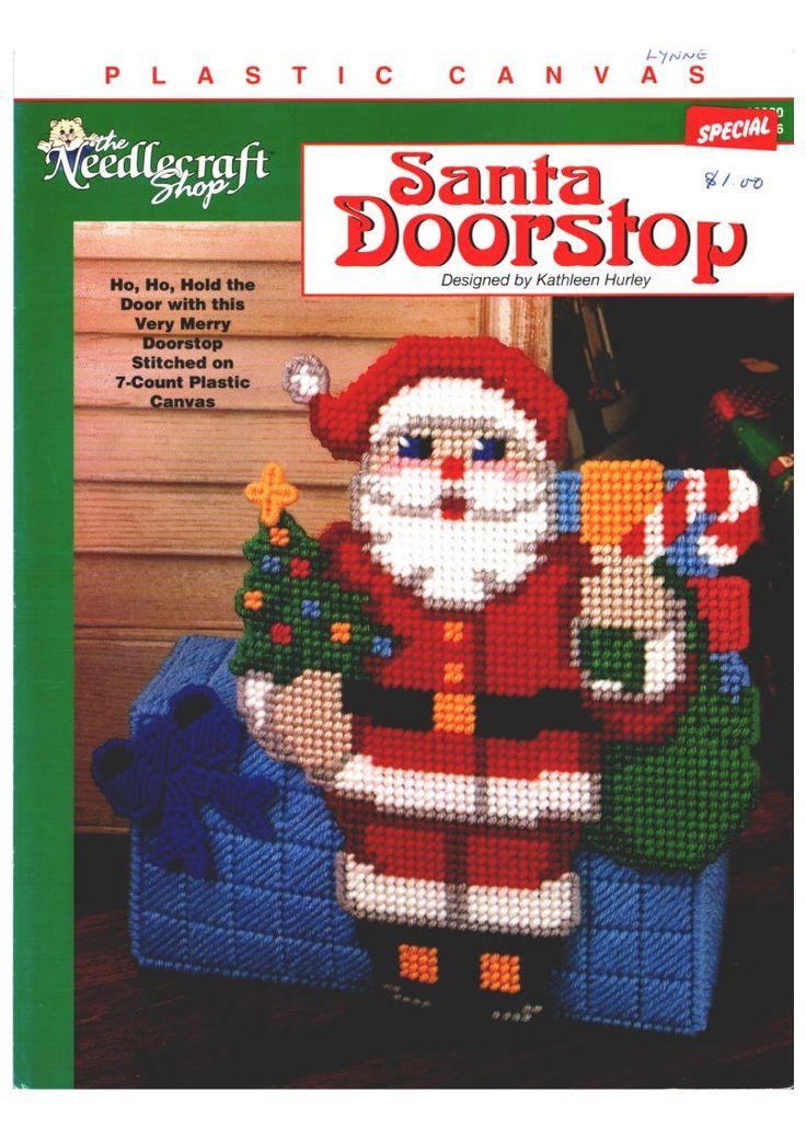 Santa Door Stop Pg 1/4