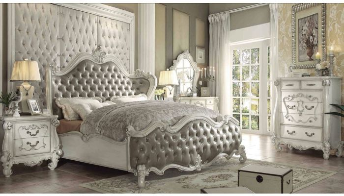Marlyn Victorian Style Bedroom Furniture In 2020 Bedroom Set Traditional Bedroom Sets Traditional Bedroom