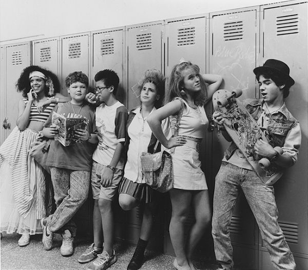 The only Degrassi you remember didn't star Drake. | 53 Things Only '80s Girls Can Understand