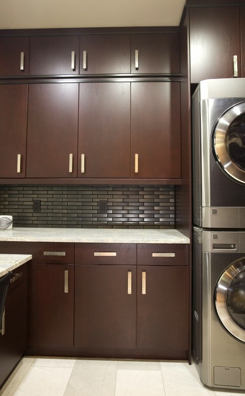 now THIS is a laundry room. we spend so much time here, why wouldn't we make it beautiful?