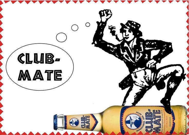Club-Mate på distortion - mere info følger
