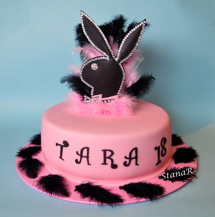Playboy Cake Images