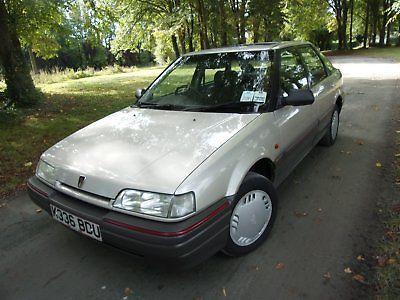 eBay: 1992 ROVER 216 SLI 11 MTHS MOT HONDA ENGINE LOW MILES MANUAL