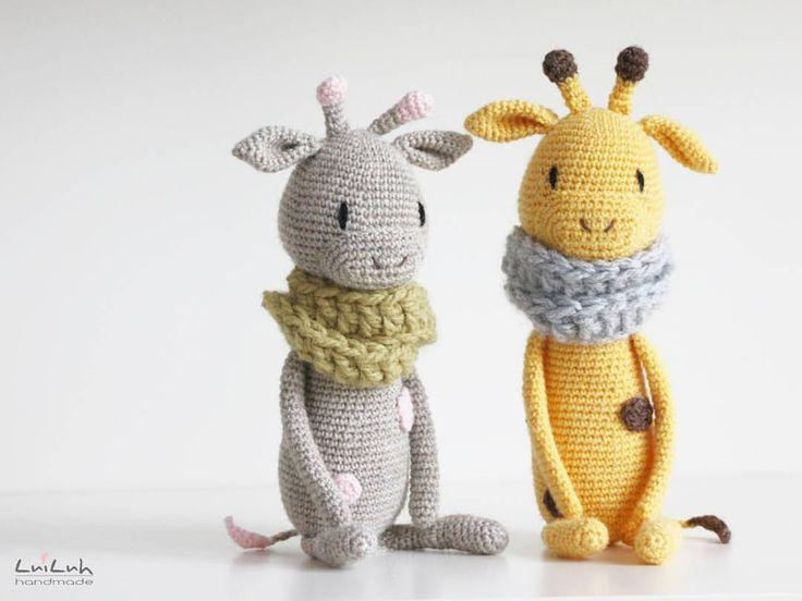 37 best crochet giraffe images on pinterest crochet toys. Black Bedroom Furniture Sets. Home Design Ideas