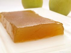 Dulce de manzana - MisThermorecetas.com