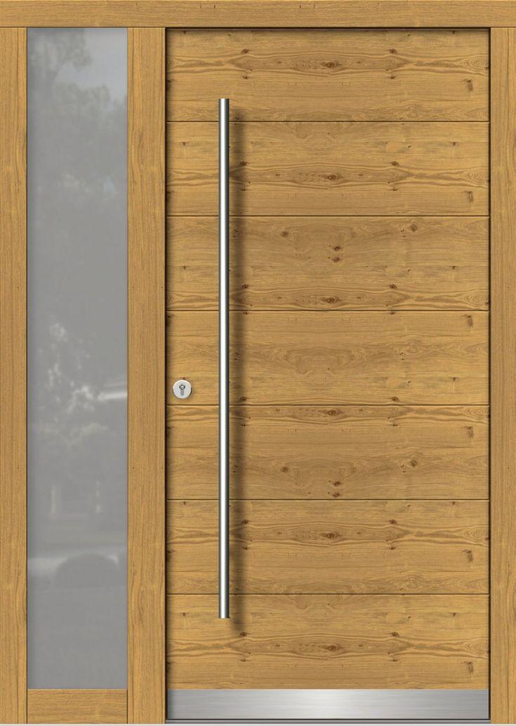 Holzhaustür Modern M103