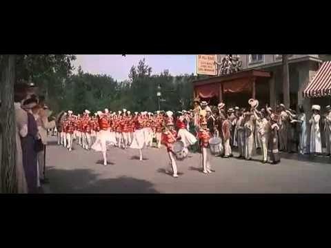 76 Trombones - The Music Man Starring Robert Preston & Shirley Jones, Music & Lyrics By Meredith Wilson