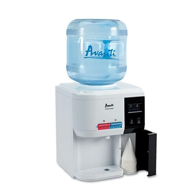 Tabletop Thermoelectric Water Cooler 13 1 4 Dia X 15 3 4h