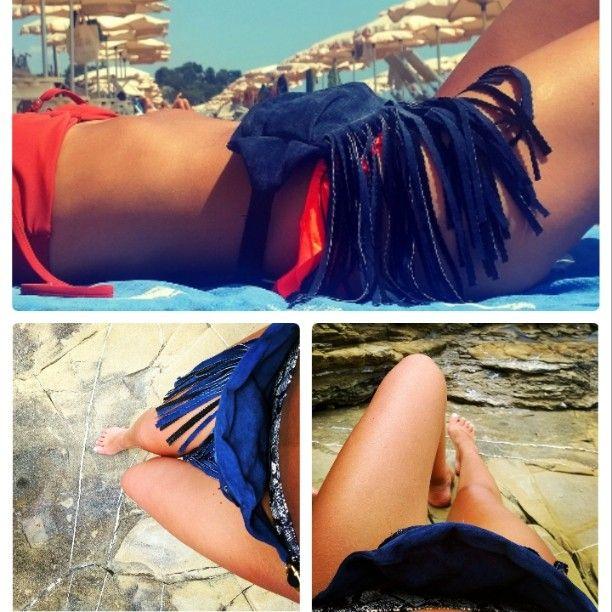 #Kidney #sachet #chump #hip #suede #fringe #tassel #beach #Italy #zamsz #saszetka #nerka #leather #skóra #frędzle #handmade #Koszalin #Mielno #Sopot #beach #party #summer #vacation #SEA #travel #blue