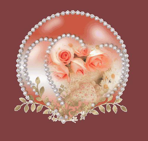 Imagenes Con Movimiento De Rosas Y Corazones T