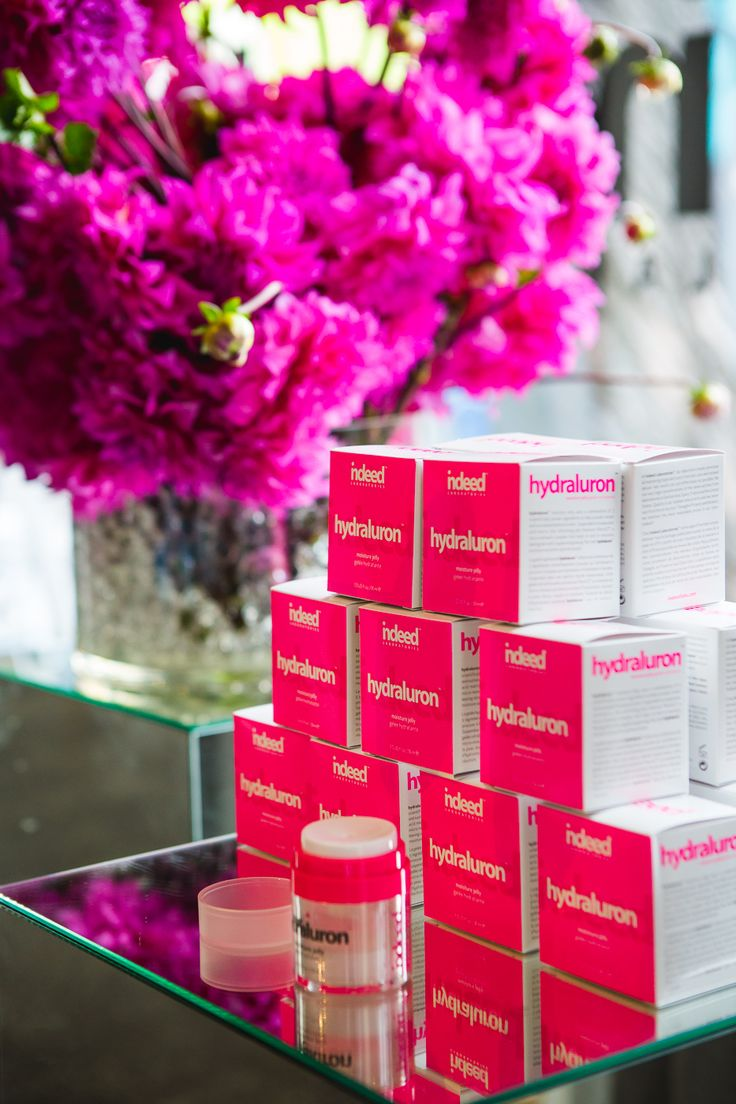 a luscious tower of moisture #hydraluronjelly #hydraluron #indeedlabs
