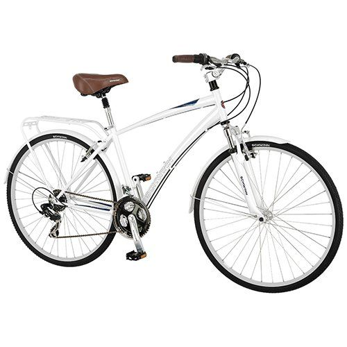 #Schwinn Men's Community 700c #Hybrid #Bicycle would be your friend for life as the company offers. #best #cycling