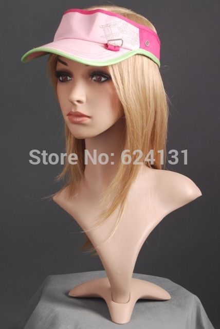 Adjustable mannequin head Plastic Female mannequin Head for Wig Sunglass Scarf Jewelry Hat Display