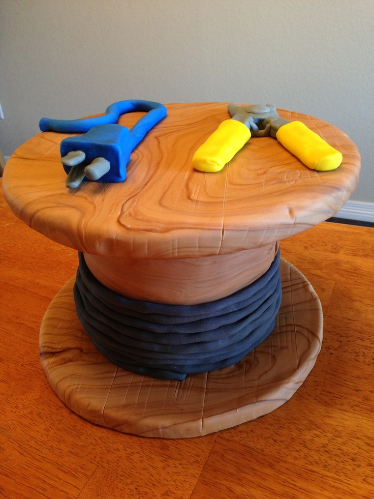 Electrician Cake Cake Ideas And Designs