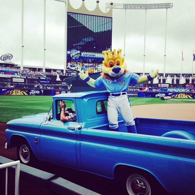 12 Best Images About Kansas City Royals Cars & Trucks On
