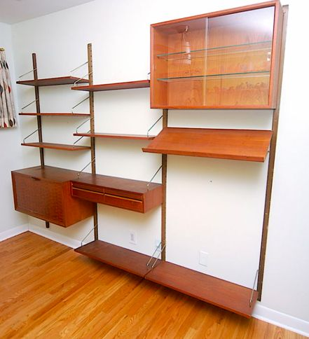 26 best Wall Units; Pier Wall Units With Beveled Mirrors And Beveled ...