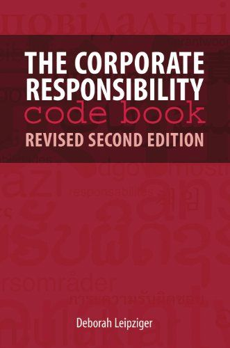 21 best reading list csr images on pinterest book lists amazon the corporate responsibility code book 2nd edn ebook deborah fandeluxe Gallery
