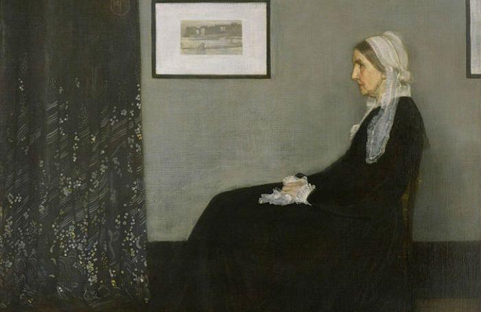 Whistler's Mother: Het schilderij dat een symbool werd voor de Amerikaanse moeder