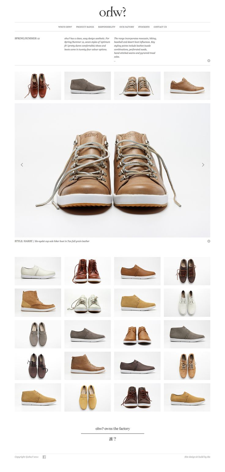 Who Shoes #fashion #store #thumbnails