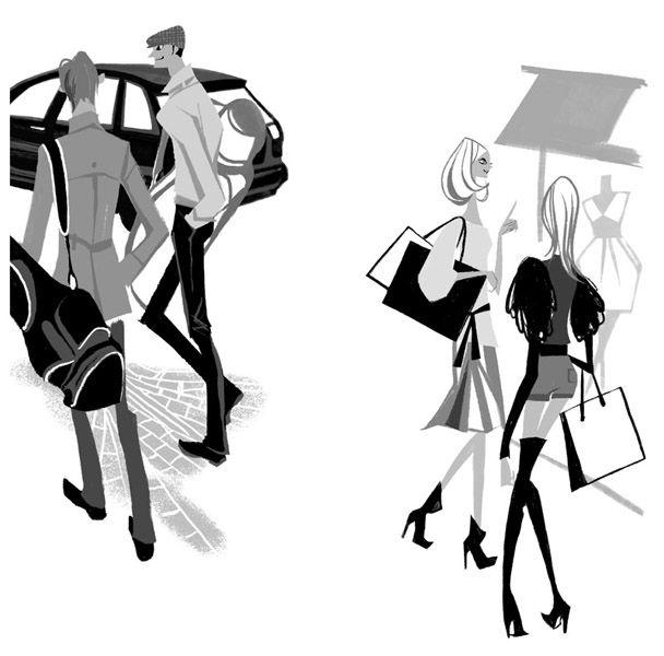 画像 : 【可愛い★個性的】有名イラストレーターまとめ【23人】 - NAVER まとめ