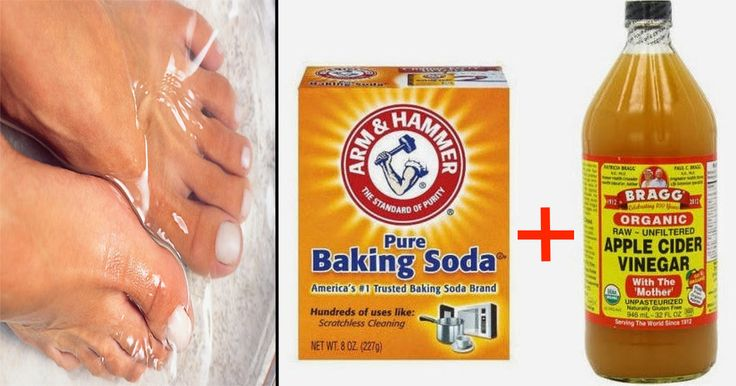 This 2-Ingredient Mix Is All You Need To Get Rid Of Nail Fungus For Good!
