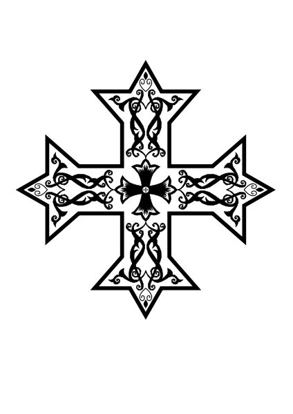 17 best images about symbols of christian denominations for Tattoos catholic church