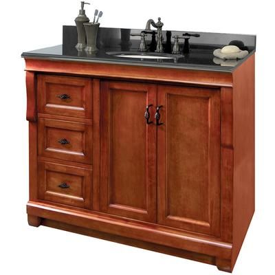 Foremost International Naples 36 Inch Vanity With Left