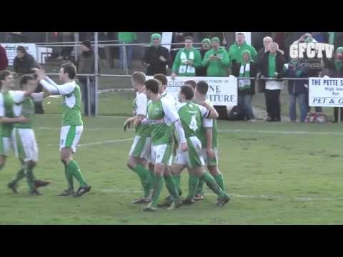 Rye Utd 5, Guernsey FC6: Nice one lads!