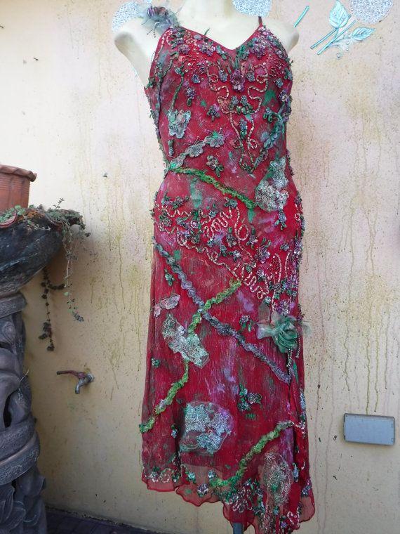 20% de DESCUENTO Vestido de Navidad gótico Bohemia de por wildskin
