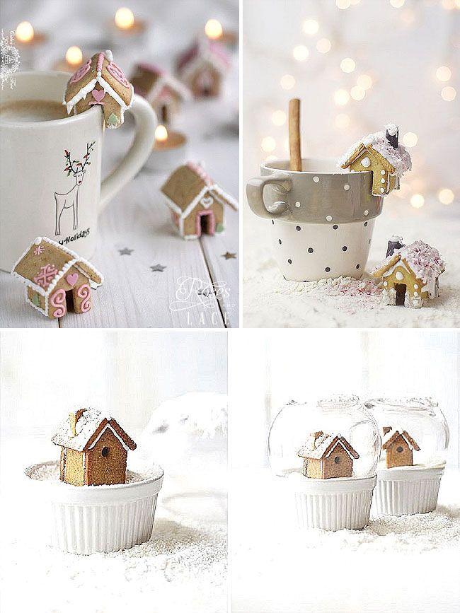 Christmas Desserts | http://www.rosesandlace.co.uk/christmas-desserts/
