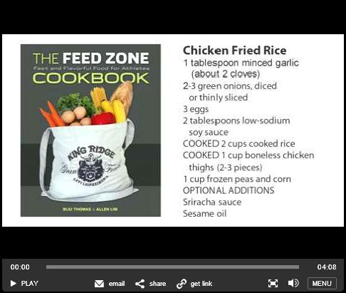 18 best feed zone portables images on pinterest zone recipes chicken fried rice forumfinder Choice Image