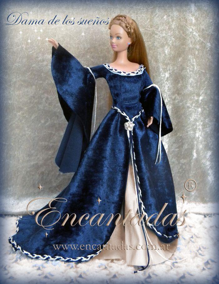 Lady of dreams by Encantadas.deviantart.com on @deviantART