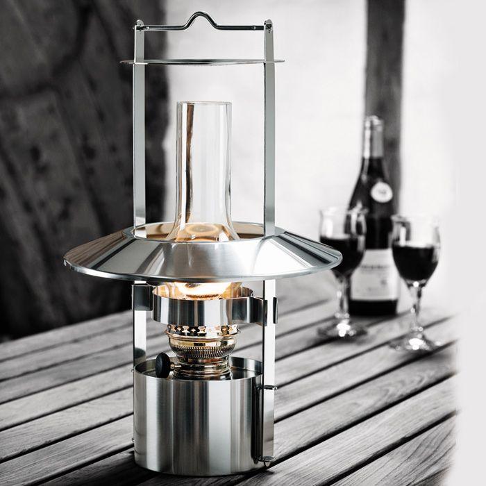 Classic Ship's lamp, Stelton #stelton #danishdesign #royaldesign #outdoor