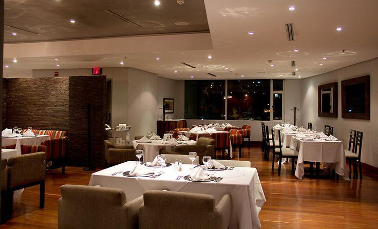 Interior Restaurante Spezia