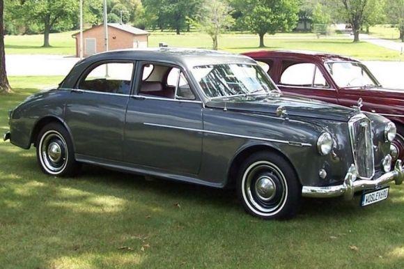 Wolseley 6/90 1958.