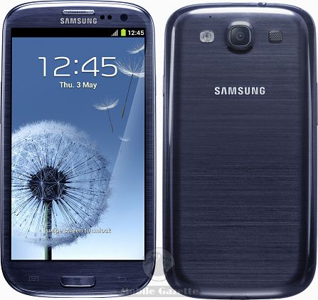 Top 10 Android Phones of 2012. #1  Samsung Galaxy S III   from $840   samsung.com. Like Muhammad Ali at the height of his powers, the Galaxy S III wants to dazzle you with variety and charisma. If the Galaxy S II put other smartphone on the ropes, the S III is looking for a knockout punch..